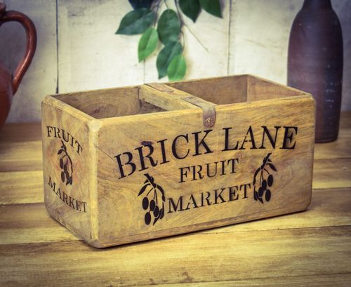 Medium Vintage Box Brick Lane